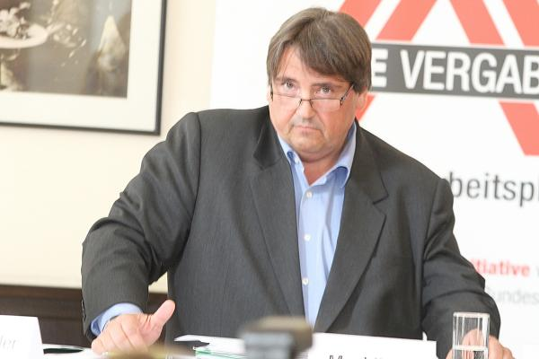 Abg. z. NR Josef Muchitsch, GBH-Bundesvorsitzender